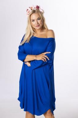 letnia sukienka xxl oversize