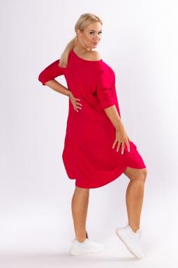 wygodna letnia sukienka xxl