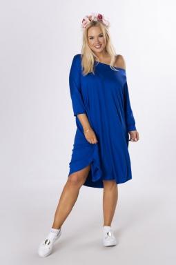 sukienka duże rozmiary letnia oversize