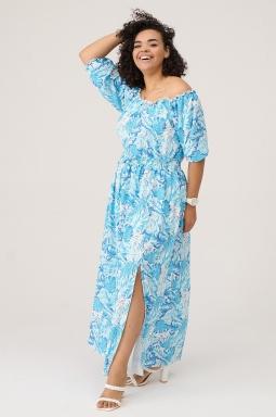 sukienka maksi duże rozmiary