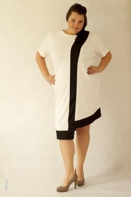 Sukienka XXL Kim