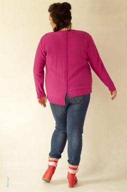Sweter plus size 004 biskupi