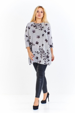 Tunika plus size Viviana