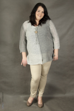 Tunika plus size Nina