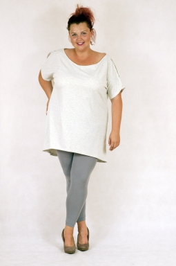 Tunika plus size Khloe