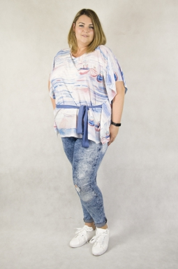 tunika plus size bryza